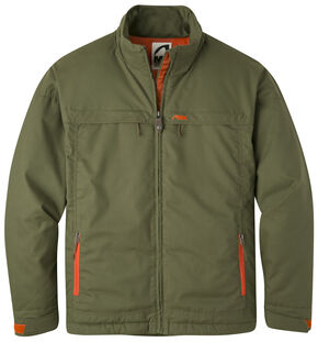 Mountain Khakis Men's Double Down Jacket, Green, hi-res