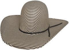 Bullhide Men's Dragon Slayer 50X Straw Cowboy Hat, , hi-res