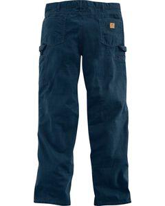 Carhartt Loose Fit Canvas Carpenter Five Pocket Work Pants, , hi-res
