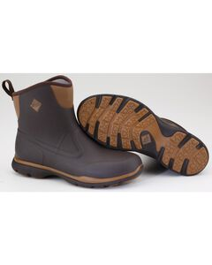 Muck Brown Bark Excursion Pro Mid Boots , , hi-res