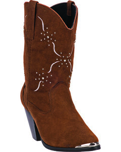 Dingo Women's Sonnet Cowgirl Boots - Medium Toe, , hi-res