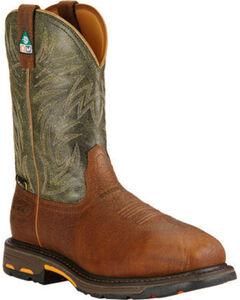 Ariat Men's WorkHog CSA Work Boots - Composite Toe, , hi-res