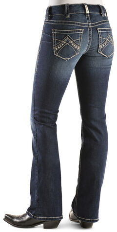Ariat Real Denim Spitfire Bootcut Riding Jeans, , hi-res