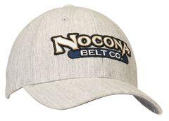 Nocona Wool Logo Embroidered Cap, , hi-res