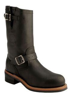 Chippewa Engineer Boots - Steel Toe, , hi-res