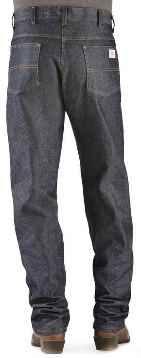 Round House Cowboy Original Fit Five Pocket Jeans, Denim, hi-res