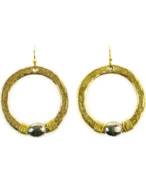 Julio Designs Marfa Earrings, Gold, hi-res