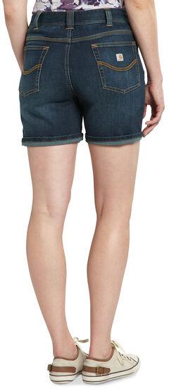 Carhartt Women's Sibley Denim Shorts, , hi-res