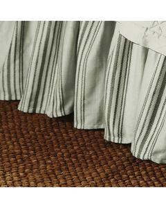 HiEnd Accents Prescott Taupe Stripe Pillow Sham Set - Queen , , hi-res