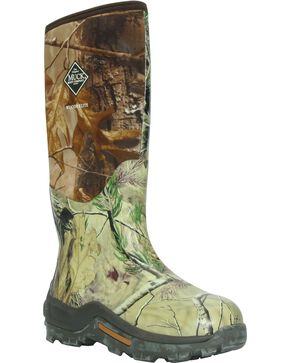 Muck Boots Men's Camouflage Woody Elite Hunting Boots, Camouflage, hi-res