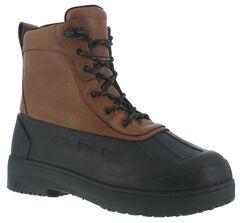 Iron Age Women's Duck Waterproof Work Boots - Steel Toe, , hi-res