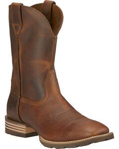 Ariat Hybrid Street Side Cowboy Boots - Square Toe, , hi-res