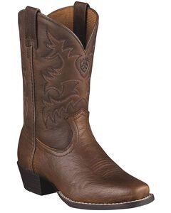 Ariat Youth Boys' Legend Rowdy Cowboy Boots, , hi-res
