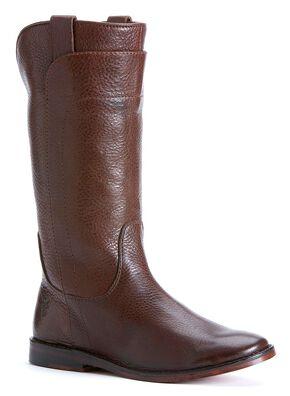 Frye Kids' Paige Tall Boots, Dark Brown, hi-res