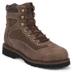 Justin Light Duty Lace-Up Hiker Boots - Composite Toe, , hi-res