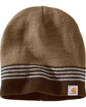 Carhartt Men's Malone Hat , Dark Brown, hi-res