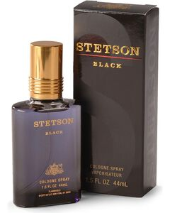 Stetson Black Cologne, , hi-res