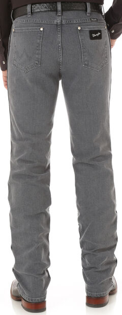 Wrangler Men's Cowboy Cut Silver Edition Slim Fit Jeans, , hi-res