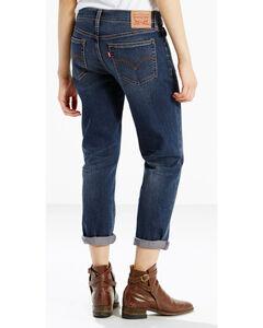 Levi's Women's Boyfriend Jeans - Straight Leg , , hi-res