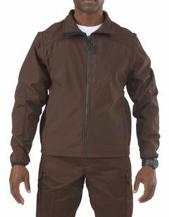 5.11 Tactical Valiant Softshell Jacket - 3XL-4XL, , hi-res