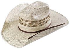 Twister Kids' Two-tone Bangora Cowboy Hat, , hi-res