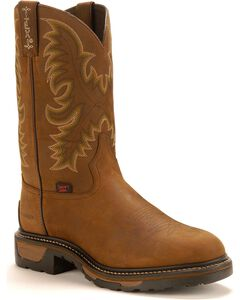 Tony Lama TLX  Waterproof Work Boots, , hi-res