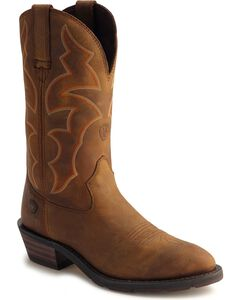 Ariat Ironside Waterproof Pull-On Work Boots - Soft Toe, , hi-res