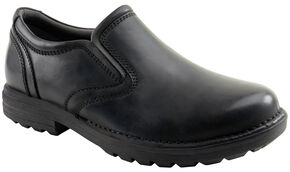 Eastland Men's Brown Cole Slip On Shoes, Black, hi-res