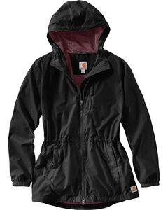 Carhartt Women's Rockford Jacket, Black, hi-res