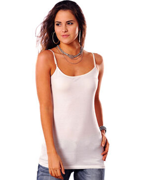 Panhandle Slim Women's Cami, White, hi-res