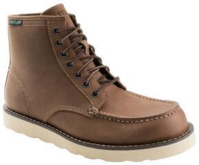 Eastland Men's Natural Lumber Up Boots , Natural, hi-res