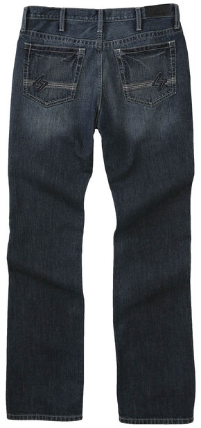 Garth Brooks Sevens by Cinch Men's Indigo Slim Fit Jeans - Boot Cut , Indigo, hi-res