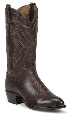 Tony Lama Men's Ranch Jersey El Paso Cowboy Boots - Medium Toe, , hi-res