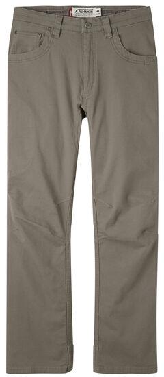 Mountain Khakis Men's Light Brown Camber 106 Pants , , hi-res