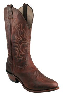 Boulet Cowboy Boots - Medium Toe, , hi-res