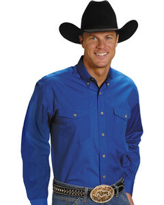 Roper Amarillo Collection Western Shirt, , hi-res