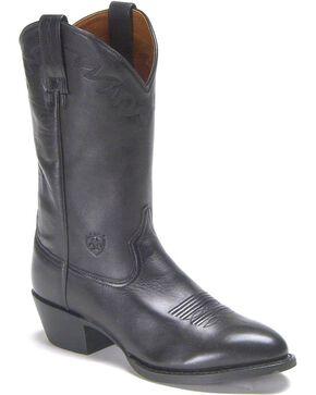 Ariat Sedona Arena Cowboy Boots, Black, hi-res