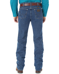 Wrangler Cool Vantage 47 Dark Stonewash Jeans - Slim Fit - Big and Tall, , hi-res