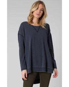 Z Supply Women's Black Weekend Shirt, , hi-res