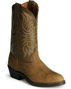 Laredo Cowboy Work Boots, , hi-res
