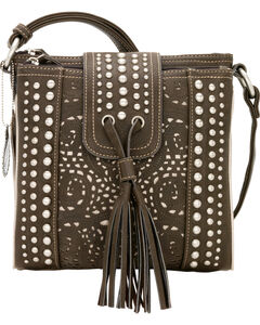 Bandana by American West Mesa Collection Organized Crossbody, , hi-res