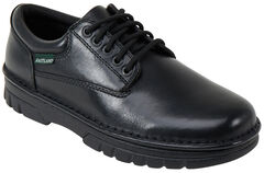 Eastland Men's Black Plainview Oxfords , , hi-res