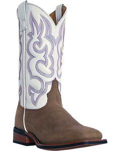 Laredo Mesquite Cowgirl Boots - Square Toe, , hi-res