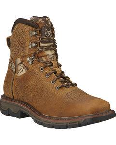"""Ariat Men's 6"""" Conquest Waterproof Boots, , hi-res"""