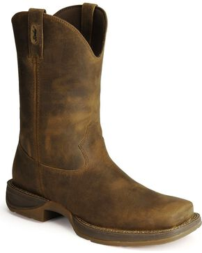 Durango Rebel Western Boots, Brown, hi-res
