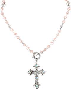 Shyanne Women's Vintage Cross Necklace , , hi-res
