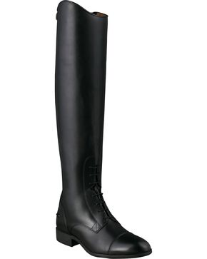 Ariat Heritage Select Field Boots, Black, hi-res
