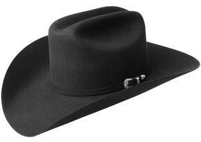 Bailey Pro 5X Fur Felt Cowboy Hat, Black, hi-res