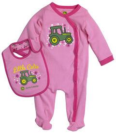 John Deere Infant Girls' Little Cutie Set, , hi-res