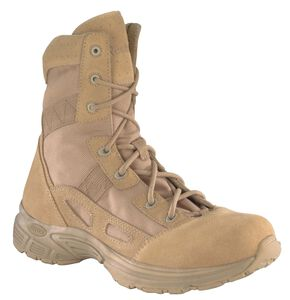 "Reebok Men's 8"" Lace-Up UltraLite Performance Work Boots, Desert Khaki, hi-res"